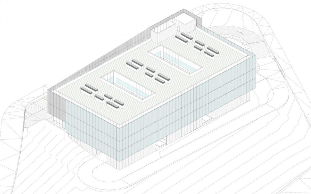 La nueva sede del IRNASA será un edificio autosostenible, moderno y funcional