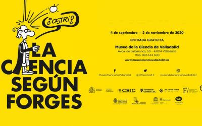 Exposición «La ciencia según Forges»
