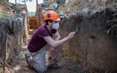 Tras las huellas de la minería del oro en Salamanca: el CSIC investiga los restos de la Hispania romana