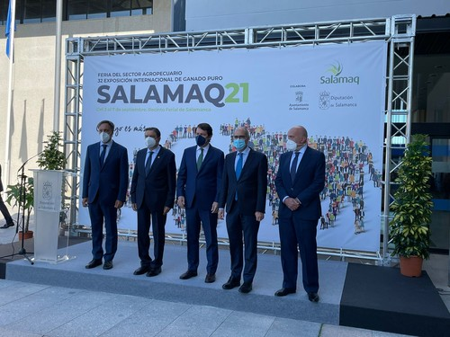La Delegación Institucional del CSIC en Castilla y León muestra sus innovaciones en Salamaq 2021